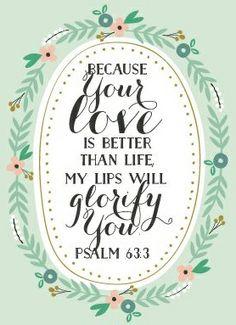 Psalm 63:3