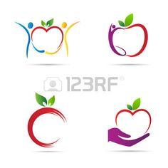 Resultado de imagen de green apple logo