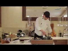 Anatolia Gastronomy - Πέννες ολικής με σπανάκι/Whole wheat penne with spinach - YouTube