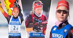 """Die jungen Wilden """"Ladiesedition"""" Sicher gibt es eine große Auswahl an deutschen Biathletinnen, die zu den Hoffnungsträgern der nächsten Jahre zählen könnten. Ein Blick auf die Weltcupstarterliste reicht, um beispielhaft aufstrebenden Sportlerinnen aus Deutschland zu finden."""