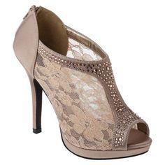 Women's De Blossom Theresa Zippr Heel - Assorted Colors