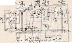 Transistorized Lm Freq Meter - Radio Amateur 05-1971 Transistor Radio, Audio Amplifier, Circuit