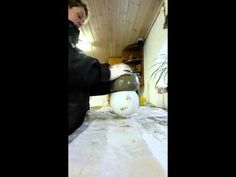 Svampe i beton - YouTube