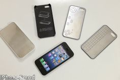 The iPhone 5 Case with Detachable Bluetooth Keyboard and Game Controller
