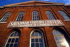 Savannah Visitors Center