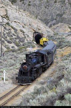 RailPictures.Net Photo: NNRY #40 Nevada Northern Railway Steam 4-6-0 at Ely, Nevada by Nathaniel Green