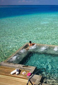 Escapada al hotel Velassaru en las Maldivas. #maldivas #island