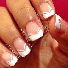 Instagram photo by basoom234 #nail #nails #nailart