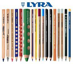 Lyra-Pencil-Product-Range Pastel Pencils, Watercolor Pencils, Colored Pencils, 2 Pencil, Pencil Drawings, Derwent Pencils, Wooden Pencils, Artist Pencils, Graphite