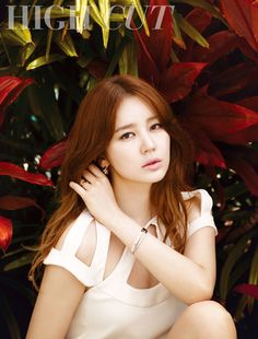 Yoon Eun Hye travels to Hawaii for a steamy pictorial with 'High Cut'