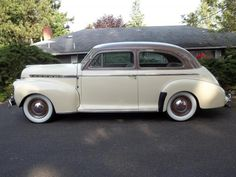 Sports sedan doors and masters on pinterest for 1941 chevy 4 door sedan
