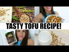 The Baked Tofu Recipe Which Will Convert Meat-Eaters! - YouTube