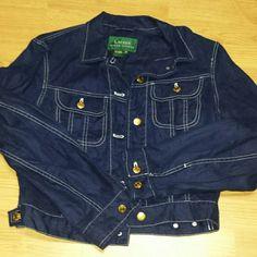 100% linen jacket by Ralph Lauren If you like linen you'll love this jacket it's in excellent condition Ralph Lauren  Jackets & Coats