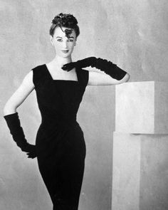 Before Breakfast at Tiffany's, there was this...1956 La Femme Chic <3