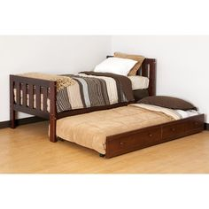 $335 Canwood Furniture Alpine II Slat Bed & Reviews | Wayfair