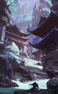 5.26, zhiyu cao on ArtStation at https://www.artstation.com/artwork/1Gx6q
