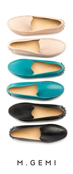 Supple Italian leathers. Mold-to-your-foot comfort. Meet 'The Felize' driving moccasin.