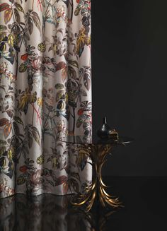 The pops of colour in the Luscious Land fabric will be a fantastic addition to any room