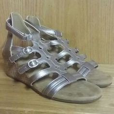 Heather's Closet (@karnivool33) | Poshmark Gold Shoes, Sell Items, Cole Haan, Gladiator Sandals, Gray, Closet, Stuff To Buy, Shopping, Fashion
