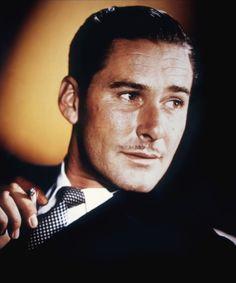 Errol Flynn. I love him even if he was a dirty man