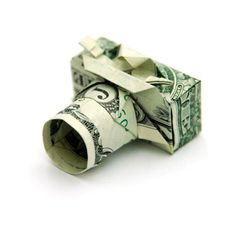camera with 1 dollar © Won Park