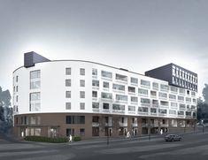 Espoon Saunalahteen 100 uutta Lumo-vuokra-asuntoa   Hausia