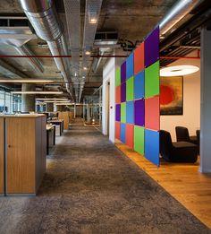 Inteltek Offices - Istanbul - Office Snapshots