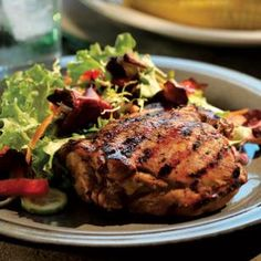 Healthy Rubs and Marinades | Eating Well - It's sizzle time: grilling just got tastier with these easy mix-and-match rubs and marinades.