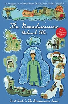 The Breadwinner by Deborah Ellis http://www.amazon.com/dp/1554987652/ref=cm_sw_r_pi_dp_J2yIwb0Q4QKJK