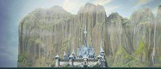 Castillo Arendelle - Disney Wiki