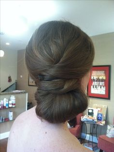Side hairstyle, Bridal updo , wedding hairstyles , www.jenniekaybeauty.com