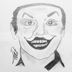 #joker #face #batman