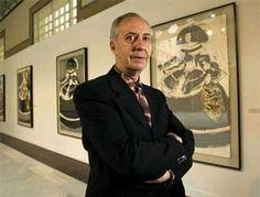 Manolo Valdés né en 1942, Valencia Espagne