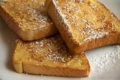 Diabetic Breakfast Recipes, Easy Diabetic French Toast Recipe, Diabetic Menus, Recipes For Diabetics Oven Baked French Toast, Fluffy French Toast, Eggnog French Toast, Best French Toast, Cinnamon French Toast, French Toast Bake, Cinnamon Bread, Sugar Free Maple Syrup, Diabetic Recipes