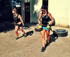 Unconventional Training Tools: DIY Tire and Drag Harnesses