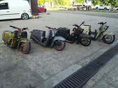 Simson schwalbe low family