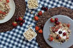 Porridge gesund: Low Carb Müsli selber machen