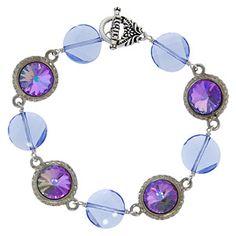Vitrail Princess Bracelet | Fusion Beads Inspiration Gallery