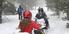 Snowmobile Steamboat