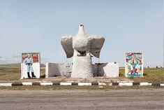 Abri de Gimme: Jonathan Meades salue le charme brutal de l'arrêt de bus soviétique - Le Calvert Journal
