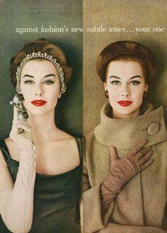 Nancy Berg, 1956
