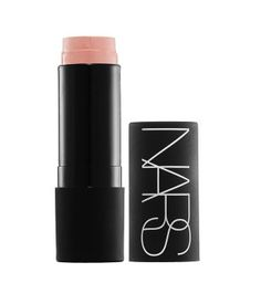 The Jumpsuit, NARS orgasm lipstick / Garance Doré