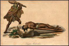 Sacrifício humano pode ter sido usado para criar hierarquias e manter privilégios da elite