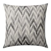 Shop talla chevron pillow from Williams Sonoma. Our expertly crafted collections offer a wide of range of cooking tools and kitchen appliances, including a variety of talla chevron pillow. Chevron, Williams Sonoma, Ikat, Michigan, Pillow Covers, Cottage, Throw Pillows, Collection, Black