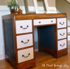 diy desk for two | hope this week we have more link ups, fingers crossed, have fun i ...