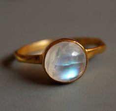 Moonstone ring :)