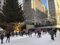 Rockefeller Center is a national historic landmark in the heart of Midtown Manhattan. Right up there with Empire State Building and the Sta...
