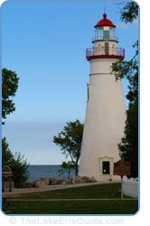 Marblehead Lighthouse, Marblehead, OH | Coastal Lake Erie Vacation