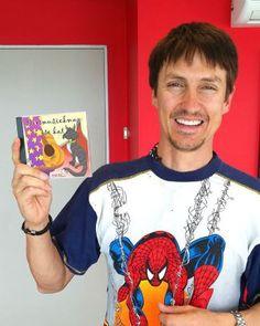 """Chris Chameleon lees """"Die Musiekman se kat"""" #afrikaans #luisterstories #kinders #chrischameleon"""