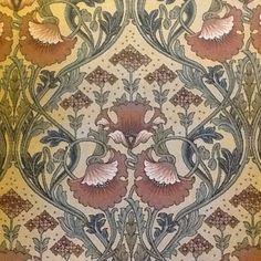 SCALAMANDRE - Liberty #26156 - Art Deco Nouveau NEW Decorator Fabric
